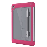 Griffin Survivor Slim Case for iPad Air 3 - Pink/Gray
