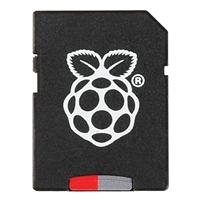 MCM Electronics 16GB Raspberry Pi NOOBS Operating System MicroSD Card