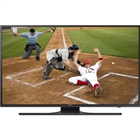 "Samsung JU6100 40"" (Refurbished) LED Ultra-HD 4K Smart TV"