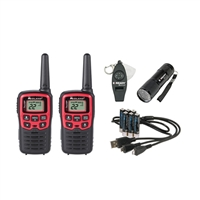 Midland EX37VP Pair of Emergency Two-Way Radios