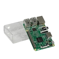 MCM Electronics Raspberry Pi 3 Model B Board and Case Kit