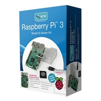 MCM Electronics Raspberry Pi 3 Model B Starter Kit
