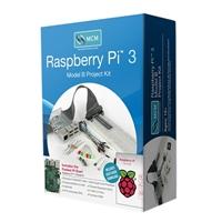 MCM Electronics Raspberry Pi 3 Model B Project Kit
