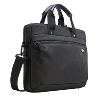 "Case Logic Bryker Attache Laptop Bag Fits Screens up to 13.3"" - Black"