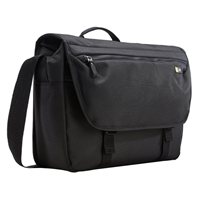 "Case Logic Bryker Messenger Bag Fits up to 14"" - Black"