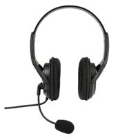 Arsenal Gaming Wired Dual Headset Black