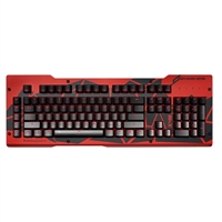 DasKeyboard Stryker Division Zero X40 Top Panel - Red