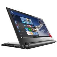 "Lenovo Flex 2 15.6"" 2-in-1 Laptop Computer Factory Refurbished - Black"