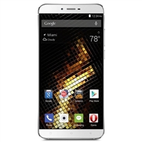 BLU Vivo 5 V0050UU 32GB 4G LTE Unlocked GSM Octa-Core Android Phone - Silver