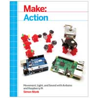 O'Reilly Maker Shed MAKE ACTION
