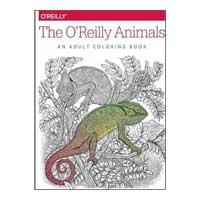 O'Reilly O'REILLY ANIMALS COLORING