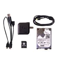 Western Digital 1TB PiDrive Kit