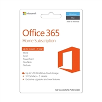 Microsoft Office 365 Home Edition (PC)