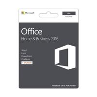 Microsoft Office Home & Business Edition (Mac)