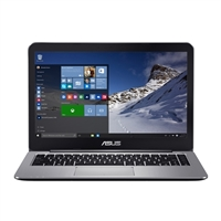 "ASUS VivoBook E403SA-US21 14"" Laptop Computer - Metallic Gray"