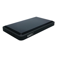 Emtec International X600 512GB Portable External SSD Drive ECSSD512GX600