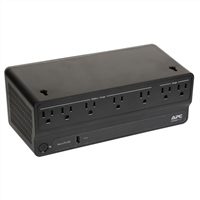APC BN650M1 650VA Back-UPS w/ 7 Outlets & 1 USB Port