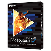 Corel VideoStudio Pro X9 ULTIMATE ML (PC)