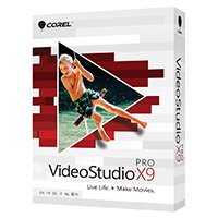 Corel VideoStudio Pro X9 ML (PC)