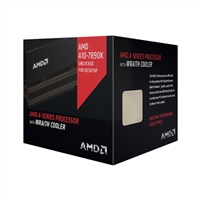 AMD A10-7890K Godavari 4.1 GHz 4 Core FM2+ Boxed Processor with Wraith Cooler