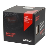 AMD A10 7870K 3.9GHz Boxed Processor with Radeon R7 Graphics