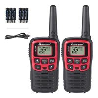 Midland Xtalker 26 Mile Two-Way Radio kit 2-pack