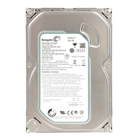 "Seagate 500GB 7,200 RPM SATA 3.0GB/s 3.5"" Internal Hard Drive Factory Re-certified"