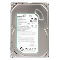 "Seagate ST3500411SV 500GB 7,200RPM 3.5"" SATA Desktop Hard Drive Factory Recertified"