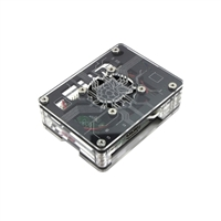 C4Labs Zebra Virtue for Raspberry Pi 3/2/B+ - Black Ice