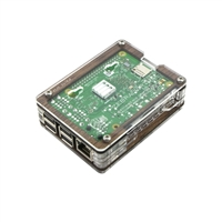 C4Labs Zebra Virtue for Raspberry Pi 3/2/B+ - Wood