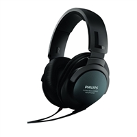 Philips SHP2600/27 Over-Ear Headphones - Black