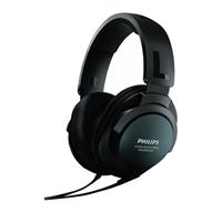 Philips SHP2600/27 Over-Ear Headphones - Black