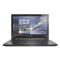 "Lenovo G50 15.6"" Laptop Computer Refurbished - Black"