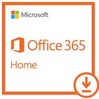 Microsoft Office 365 Home Edition ESD (PC/Mac) - 1 Year