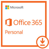 Microsoft Office 365 Personal Edition ESD (PC/Mac) - 1 Year