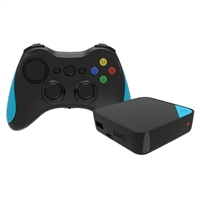 Emtec International Android Based Streaming Media Player with Bonus Bluetooth Gamepad