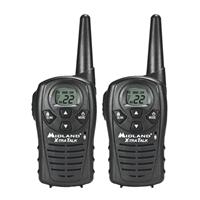 Midland X-Tra Talk Pair of 2-Way Radios
