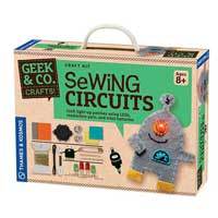 Thames And Kosmos Sewing Circuits