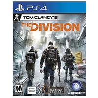 Ubisoft Tom Clancy's The Division Day 2 PS4
