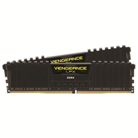 Corsair 16GB 2 x 8GB DDR4-3200 PC4-28800 Desktop Memory Kit