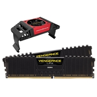Corsair Vengeance LPX 16GB 2 x 8GB DDR4-3600 PC4-28800 CL18 Quad Channel Desktop Memory Kit