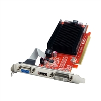 Visiontek Radeon HD 5450 1GB DDR3 PCI-e Video Card