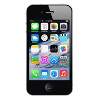 Metro Business Systems (Refurbished) Apple iPhone 4S Unlocked GSM 16GB Smartphone - Black
