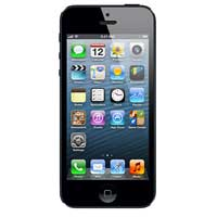 Apple iPhone 5 (Refurbished) 16GB Unlocked GSM 3G Smartphone - Black
