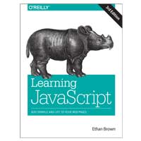 O'Reilly LEARNING JAVASCRIPT 3/E