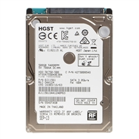 Hitachi Travelstar 500GB 5,400 RPM SATA III Notebook Hard Drive (OEM) HTS547550A9E384