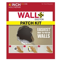 "Spark Innovators Corp 4"" Wall Hole Repair Kit"
