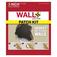 "Spark Innovators Corp 3"" Wall Hole Repair Kit"