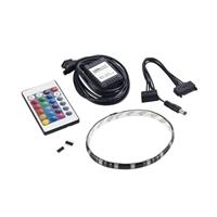 CableMod 300mm WideBeam Foam Adhesive LED Strip RGB Kit