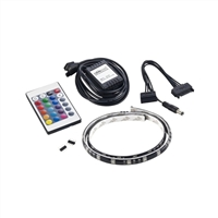 CableMod 600mm WideBeam Foam Adhesive LED Strip RGB Kit